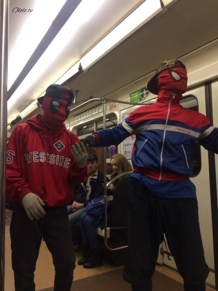 Модные люди в метро 2: осторожно, здесь может быть ваша фотография! рис 10