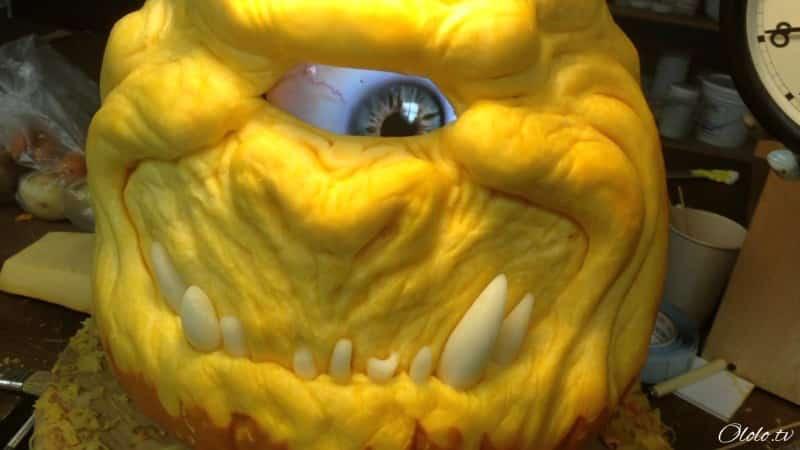 Мороз по коже: самые жуткие тыквы на Хэллоуин рис 8