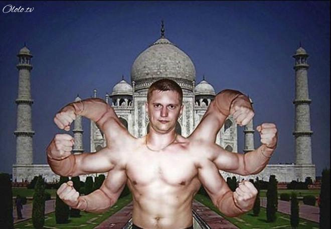 Российский фотошоп — самый суровый фотошоп в мире рис 20