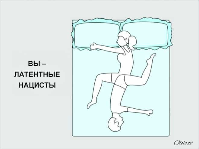 То, как вы спите, стопроцентно отражает суть ваших отношений рис 3