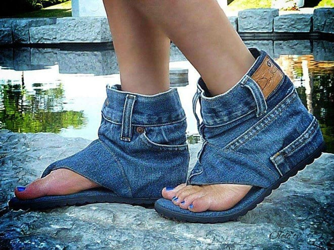 20 примеров дизайнерской обуви, при виде которой у вас челюсть упадёт! рис 19