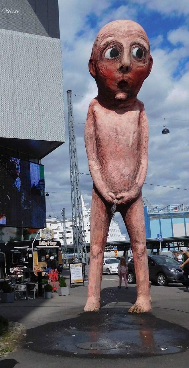 Самые уродливые статуи со всего мира рис 12