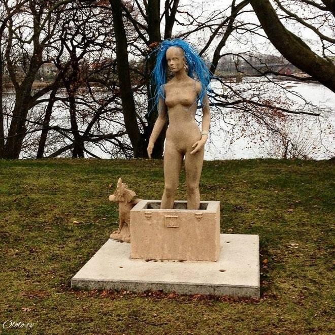 Самые уродливые статуи со всего мира