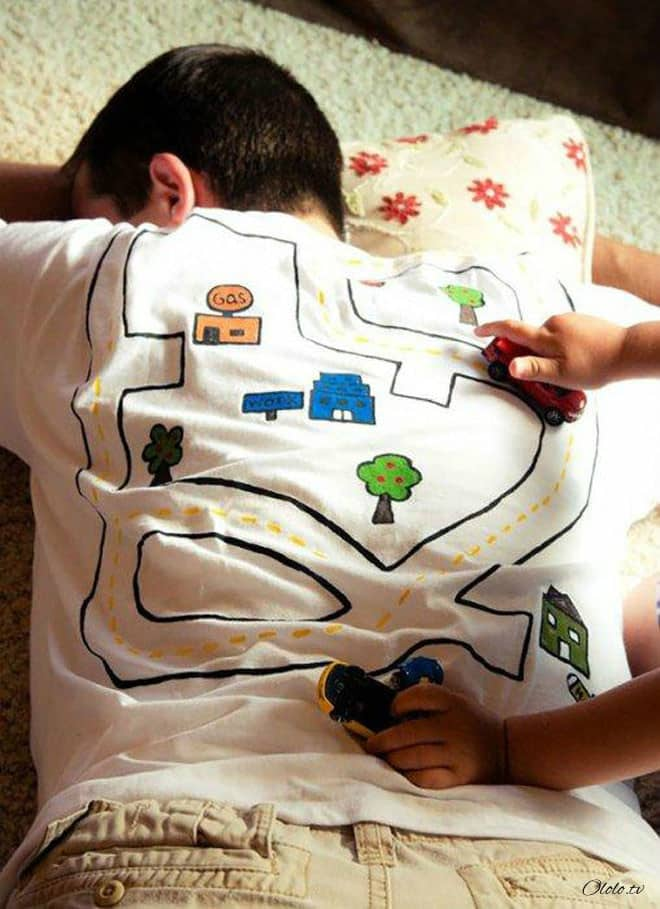 Креативные футболки, которые вы точно захотели бы себе купить рис 2