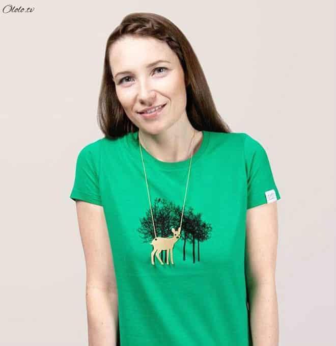 Креативные футболки, которые вы точно захотели бы себе купить рис 16