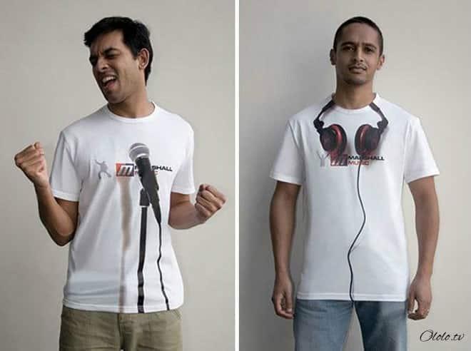 Креативные футболки, которые вы точно захотели бы себе купить рис 15