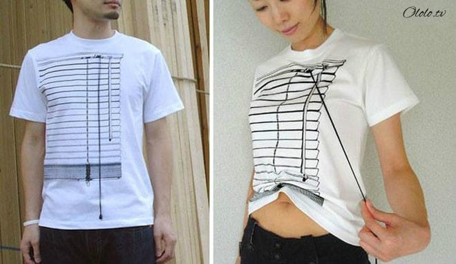 Креативные футболки, которые вы точно захотели бы себе купить рис 10