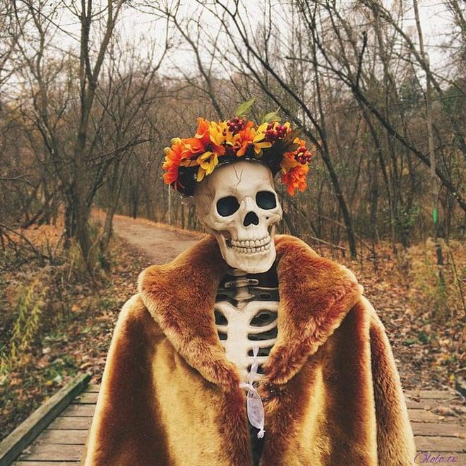 Skellie — образ среднестатистической девушки рис 15