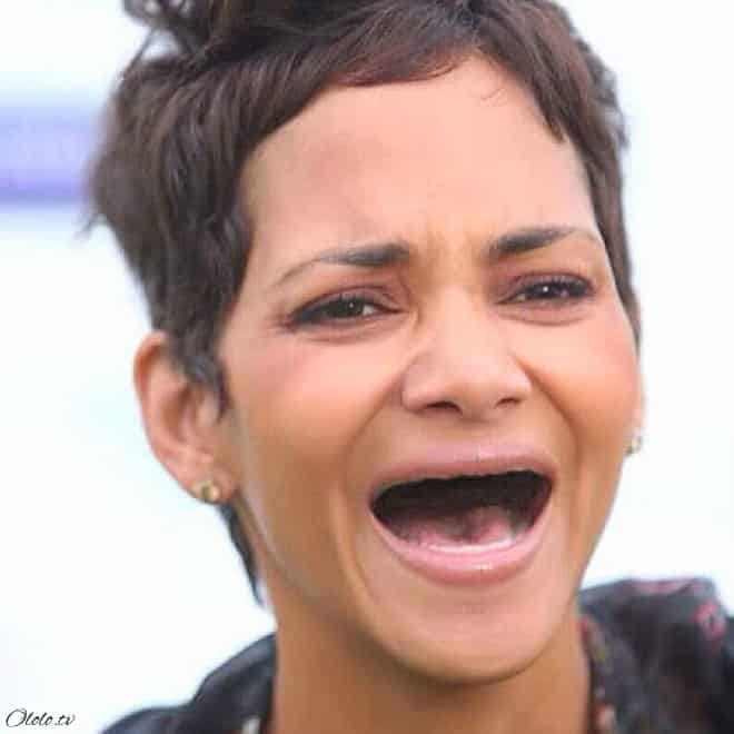 Фотографии голливудских звёзд без зубов, которые реально развеселят вас рис 3