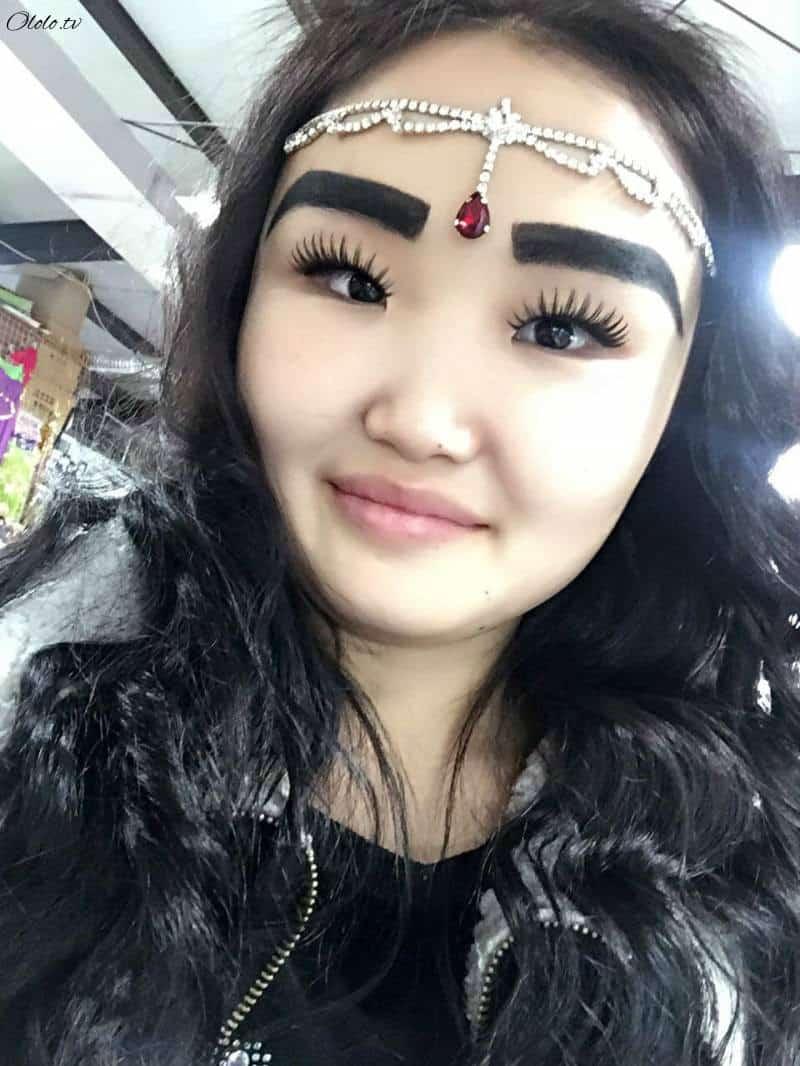 Красота по-якутски: девушка широких взглядов