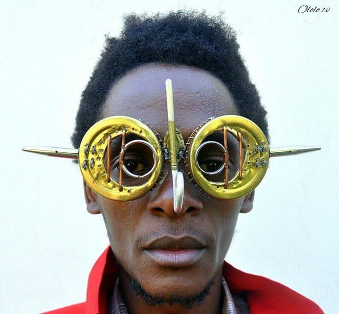 Креативные солнечные очки: новый взгляд на привычный аксессуар рис 2