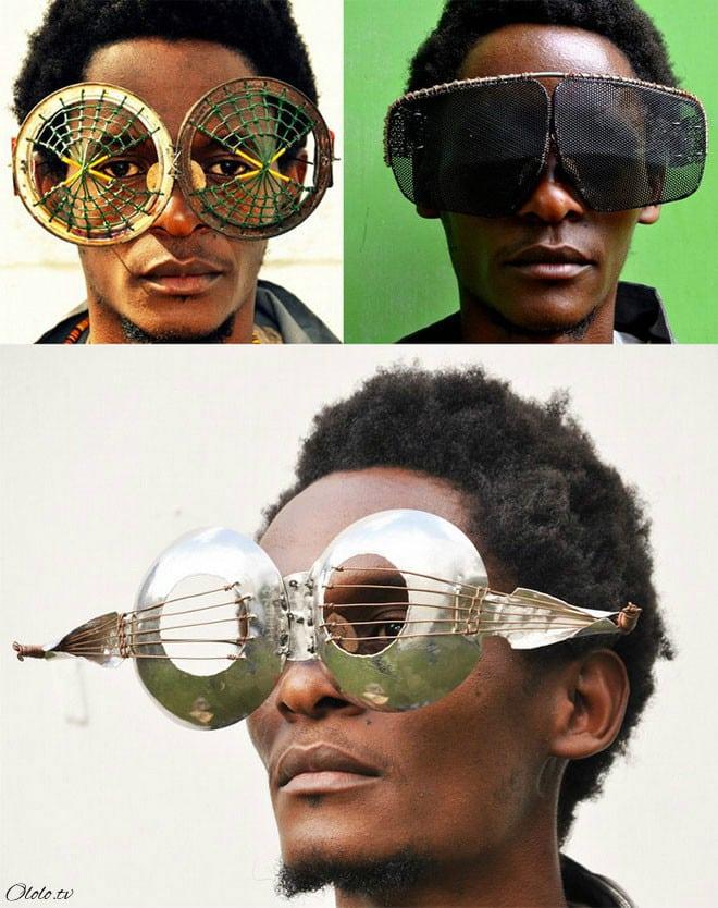 Креативные солнечные очки: новый взгляд на привычный аксессуар рис 5