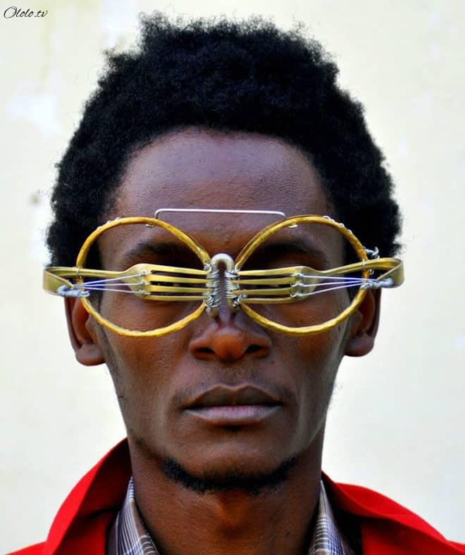 Креативные солнечные очки: новый взгляд на привычный аксессуар рис 4
