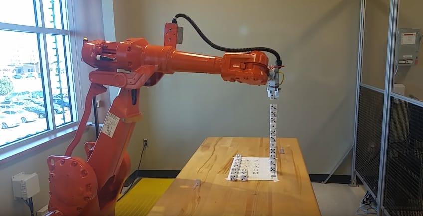 Нетерпеливый робот. Видео