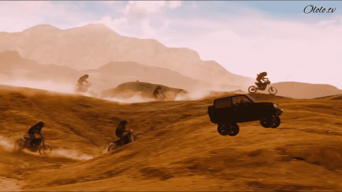 Евгений Романовский, специалист по визуальным эффектам из Тель-Авива, решил продать свой старенький внедорожник Suzuki Vitara SUV 1996 года выпуска. Самый простой способ продать свою машину — опубликовать объявление в интернете. Но Евгений подошел в задаче гораздо креативнее. Он создал 2-минутный ролик с такими мощными спецэффектами, что его уже посмотрело более 2 миллионов человек… Вот что бывает, когда за дело берутся профессионалы! рис 3