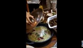 Повар хотел удивить посетителей ресторана, но главные ингредиенты блюда решили бороться за свою жизнь