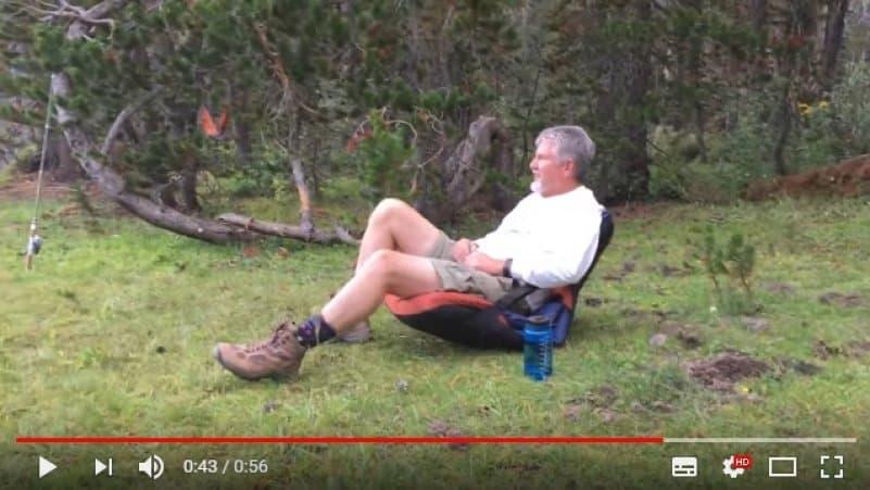 Природный эквалайзер на пруду. Видео