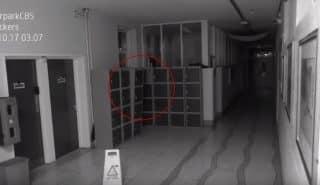 Камера видеонаблюдения в ирландской школе 19-го века сняла бесчинства полтергейста