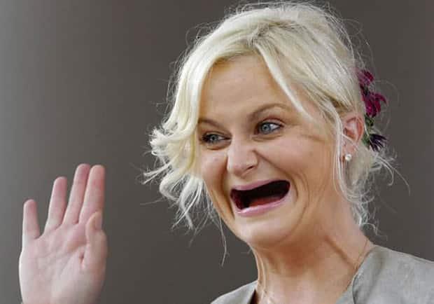 15 знаменитостей, которых взяли и лишили зубов. И это очень смешно! рис 6