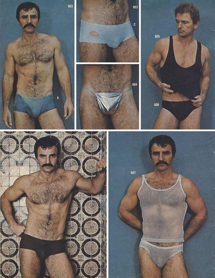 Воу воу, парни палехче! Мода мужчин 70-х, рассмешила до слез. рис 9