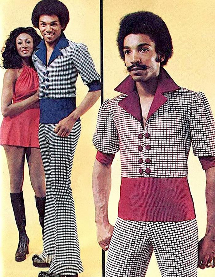 Воу воу, парни палехче! Мода мужчин 70-х, рассмешила до слез. рис 10