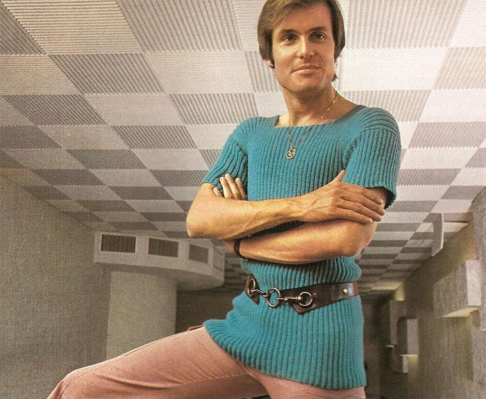 Воу воу, парни палехче! Мода мужчин 70-х, рассмешила до слез. рис 2