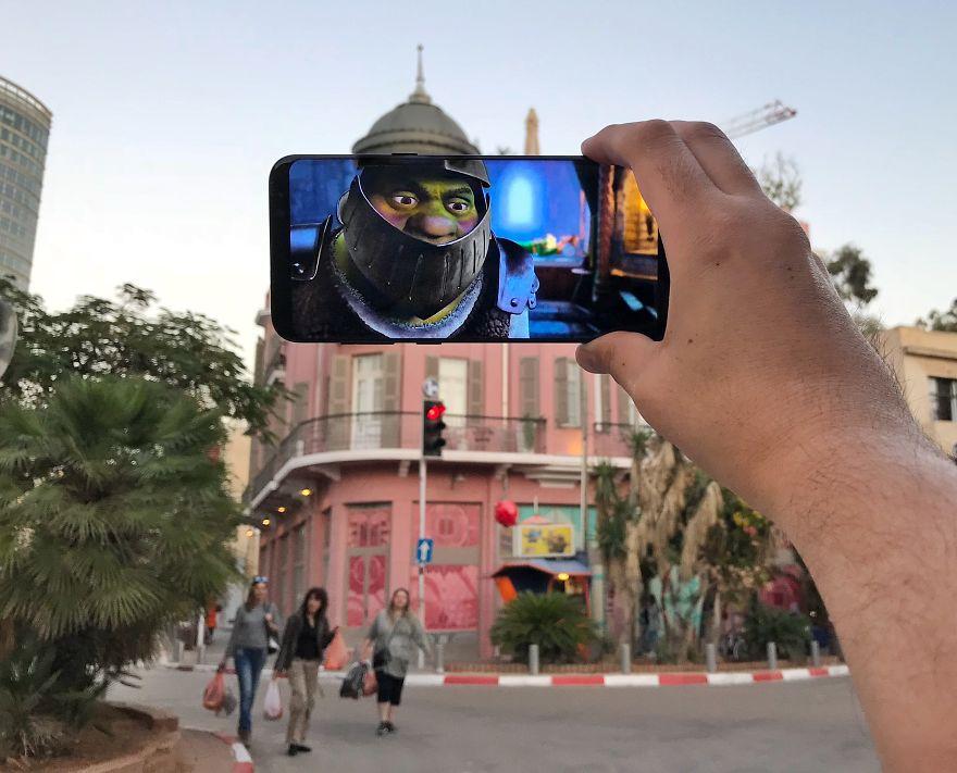 18 снимков, заигравших яркими красками с помощью смартфона! рис 13