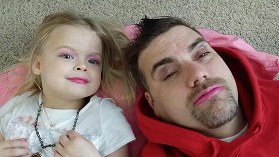 Фото неотразимых отцов, которые растят дочерей! рис 2