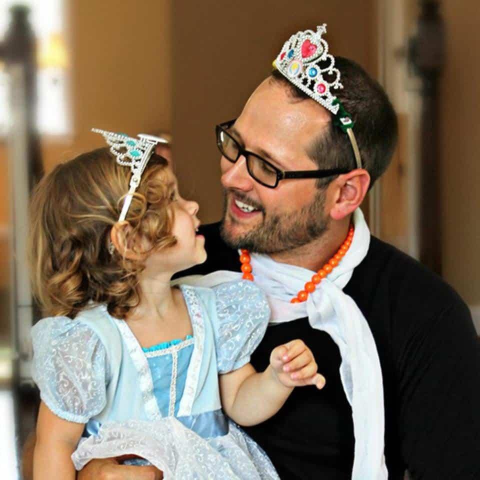 Фото неотразимых отцов, которые растят дочерей! рис 7