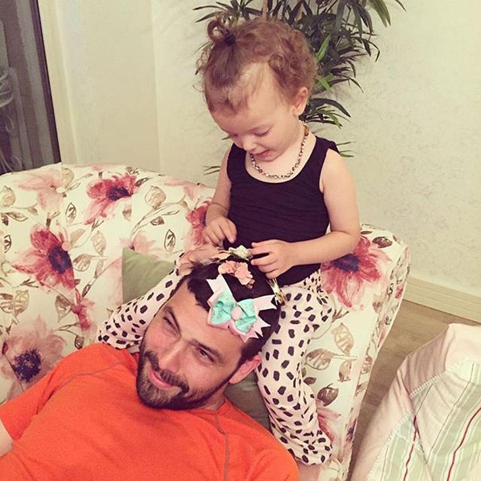 Фото неотразимых отцов, которые растят дочерей! рис 12