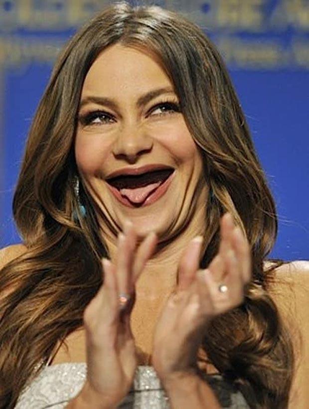 15 знаменитостей, которых взяли и лишили зубов. И это очень смешно! рис 7