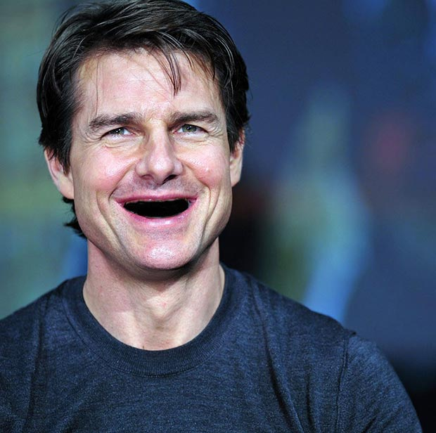 15 знаменитостей, которых взяли и лишили зубов. И это очень смешно! рис 4