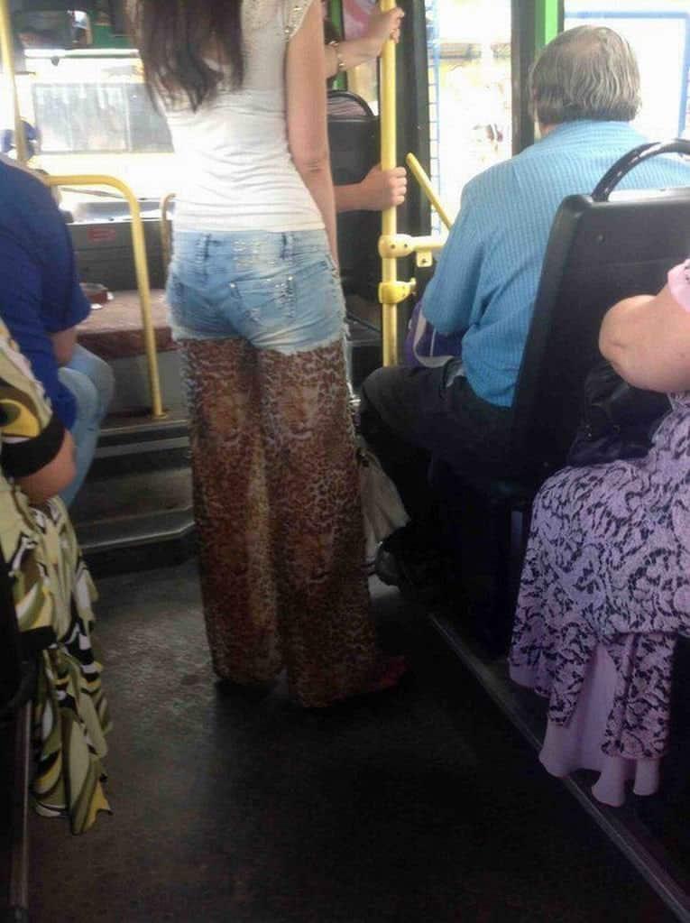 10 фото отчаянных уличных модников. рис 5