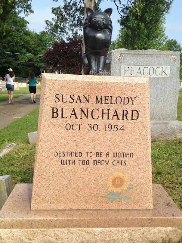17 смешных надписей на надгробиях от людей, чье чувство юмора будет жить вечно! рис 10