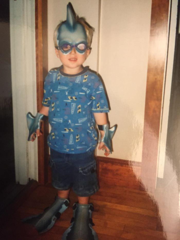 16 фото из детства, которые лучше надежно спрятать и никому не показывать!