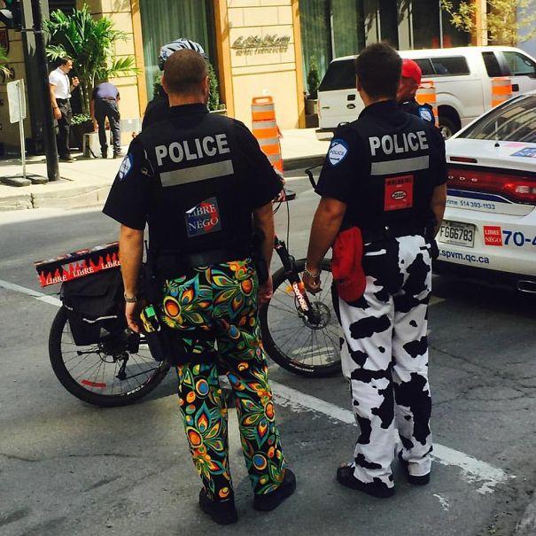 20+ доказательств, что у полицейских отличное чувство юмора! рис 4