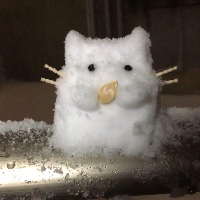 17 снеговиков, доказывающих, что у японцев все не как у людей! Часть II рис 9