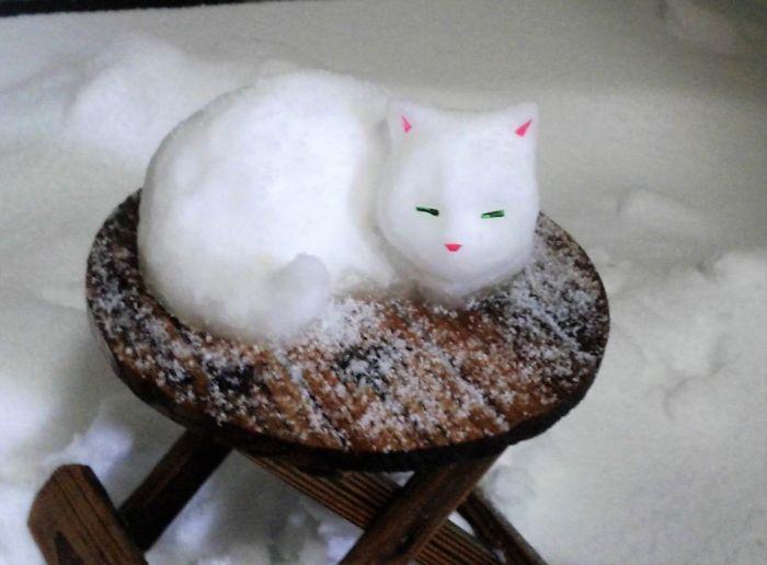 17 снеговиков, доказывающих, что у японцев все не как у людей! Часть II рис 7