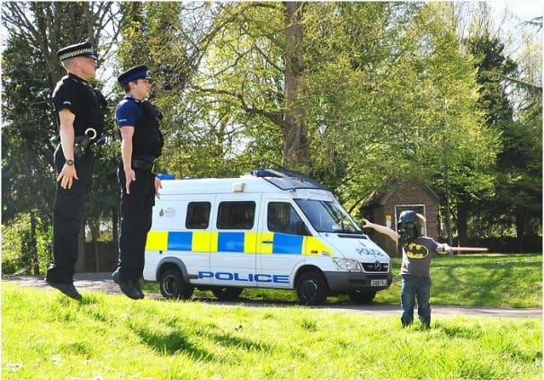 20+ доказательств, что у полицейских отличное чувство юмора! рис 5
