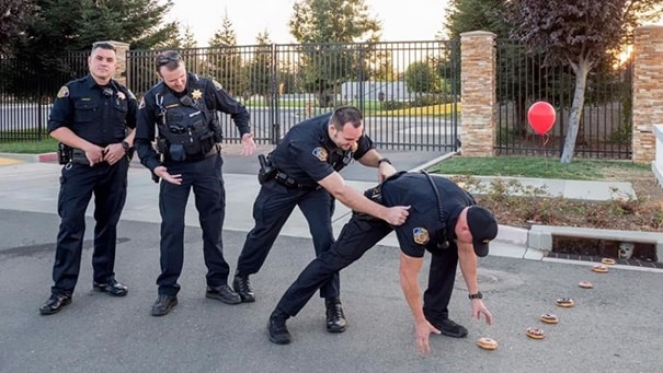 20+ доказательств, что у полицейских отличное чувство юмора! рис 6