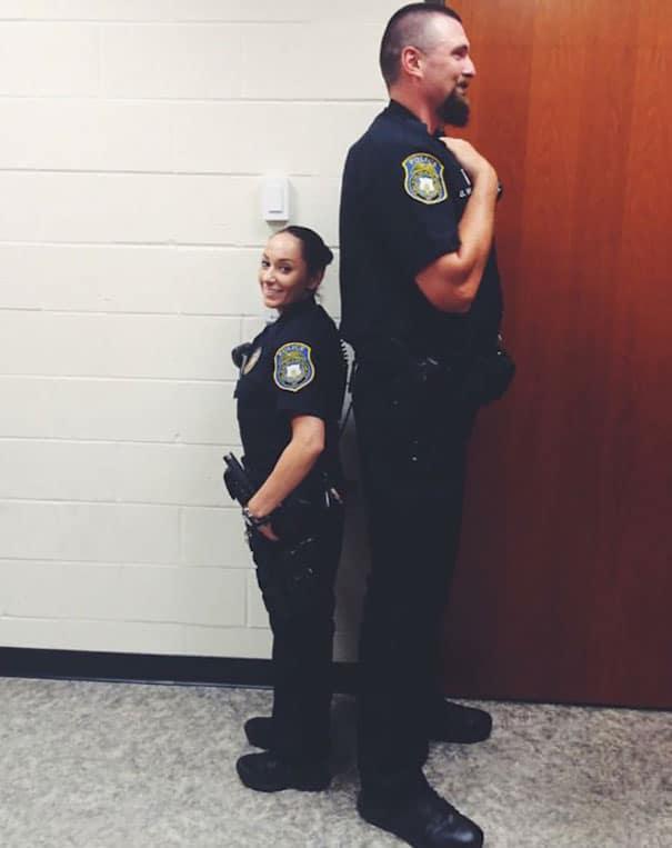 20+ доказательств, что у полицейских отличное чувство юмора! рис 8