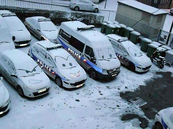 20+ доказательств, что у полицейских отличное чувство юмора! рис 11