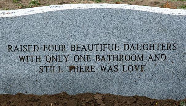 17 смешных надписей на надгробиях от людей, чье чувство юмора будет жить вечно! рис 4