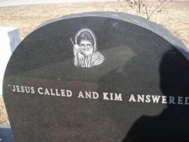 17 смешных надписей на надгробиях от людей, чье чувство юмора будет жить вечно! рис 3