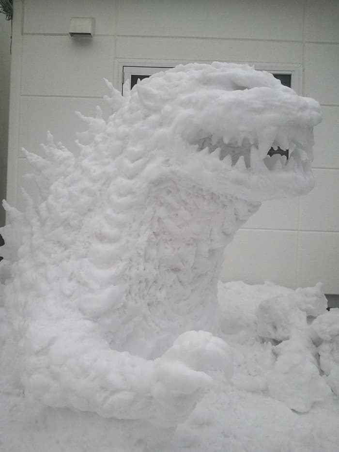 17 снеговиков, доказывающих, что у японцев все не как у людей! рис 2