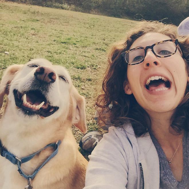 18 собак-улыбак со всего интернета! рис 9
