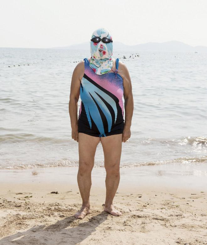 20 примеров бессмысленной и беспощадной моды с пляжей Китая! рис 13