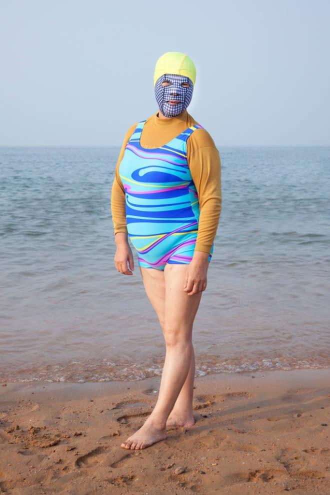 20 примеров бессмысленной и беспощадной моды с пляжей Китая! рис 3