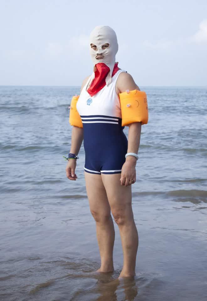 20 примеров бессмысленной и беспощадной моды с пляжей Китая! рис 10