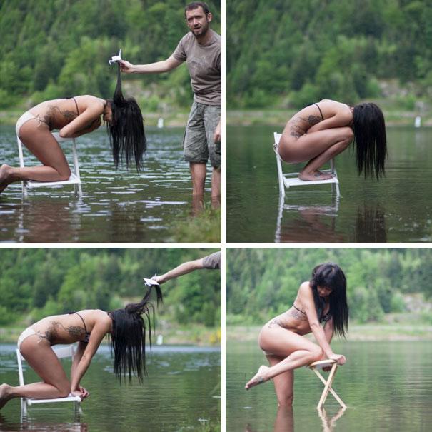 7+ самых необычных фото которые доказывают, что фотография — это самая большая ложь в мире! рис 22